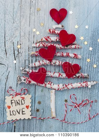 Find Love, Christmas wish
