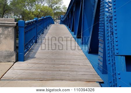 Ruby Street Bridge Walkway