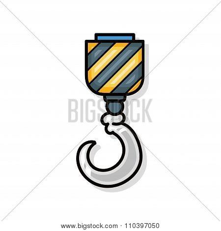 Crane Hook Doodle