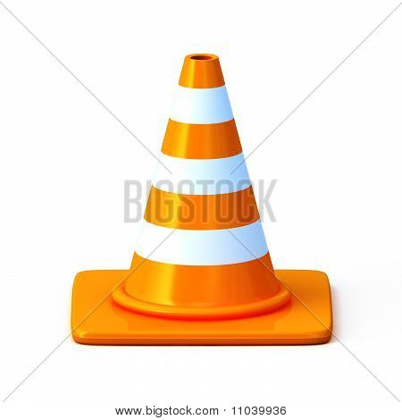 the 3d traffic cones