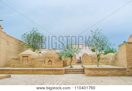 The Brick Tombs