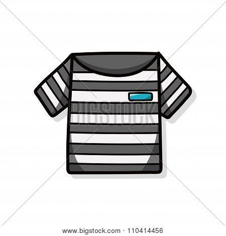 Prisoner Cloth Doodle