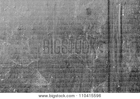 Monochromatic Digital Print Texture On Poster Paper