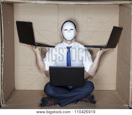 Multitsking Hacker