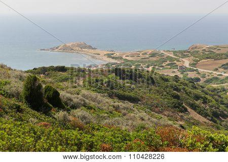 Capo Pecora Sardinia