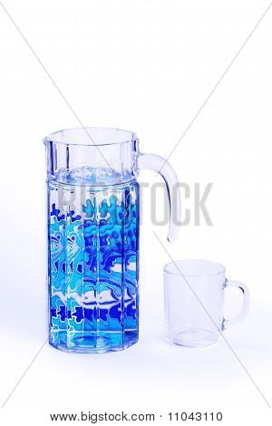 Carafe And Glass