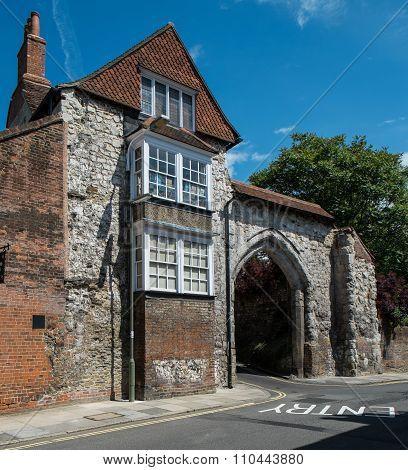 Guildford Castle Arch