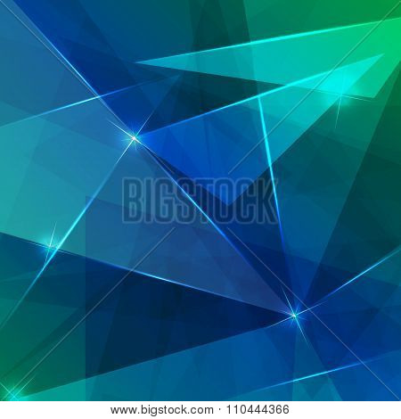 Colorful Abstract Psychedelic Art Background. Vector Illustratio
