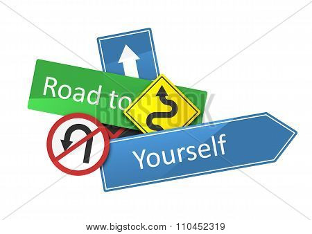 Road to yourself