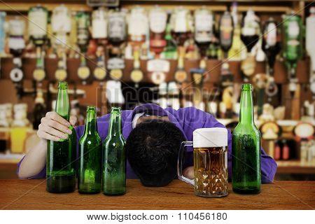 Male Alcoholic