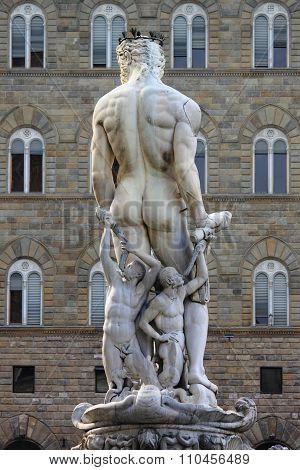 Statue of Neptune