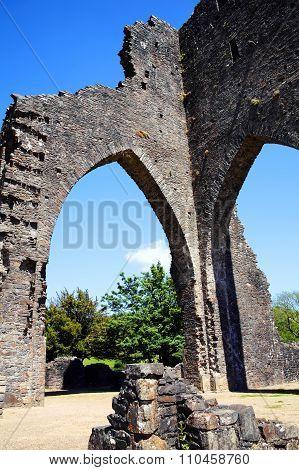 Talley Abbey, Carmarthenshire