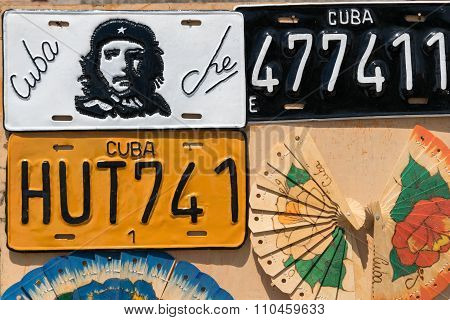 Souvenirs from Cuba