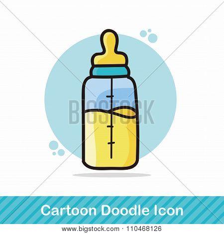 Feeding Bottle Doodle