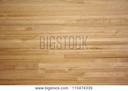 New Parquet Of Brown Color