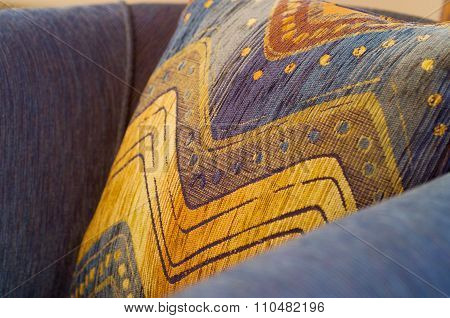 Cushion On A Couch
