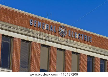 Ft. Wayne, IN - Circa December 2015: General Electric Factory.