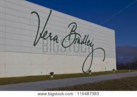 Ft. Wayne, In - Circa December 2015: Vera Bradley World Headquarters And Design Center III
