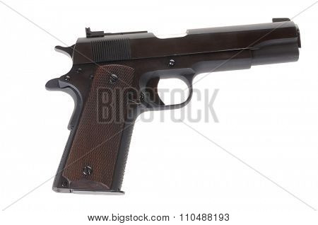Semi Auto handgun used by the US Military from 1911