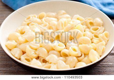 Pipe Pasta Alfredo