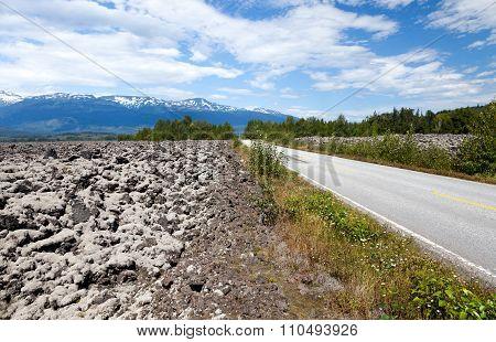Nisga'a Memorial Lava Bed Provincial Park BC Canada