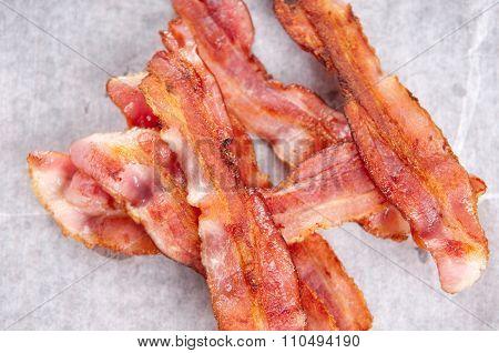 Organic Bacon Slices