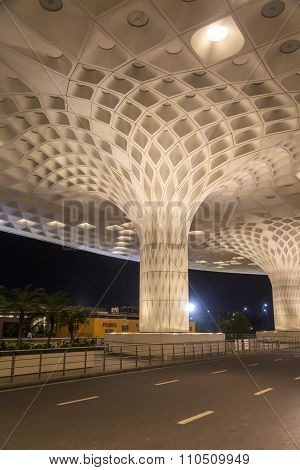 Chhatrapati Shivaji International Airport In Mumbai, India