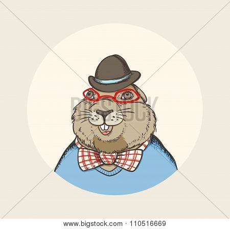 Marmot Hipster