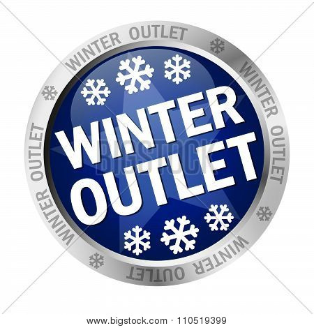 Button - Winter Outlet