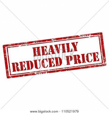 Heavily Reduced Price