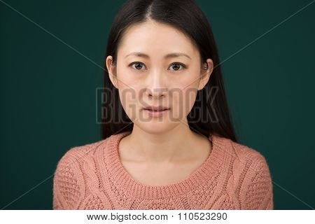 Japanese Woman Headshot