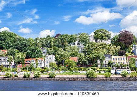 Luxurious Residential District Hamburg Blankenese
