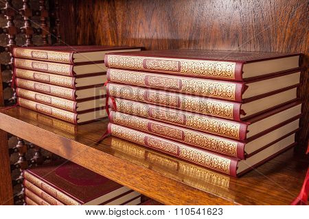 The Holy Books Of Quran