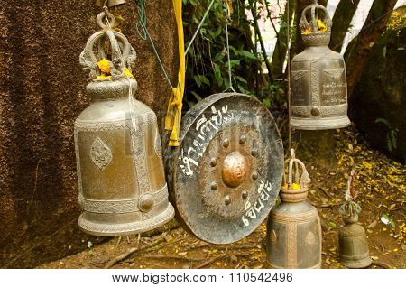 Bronze Bells And Gong