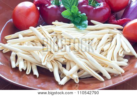 Typical Calabrian Pasta Called