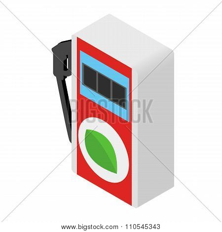 Eco gas station