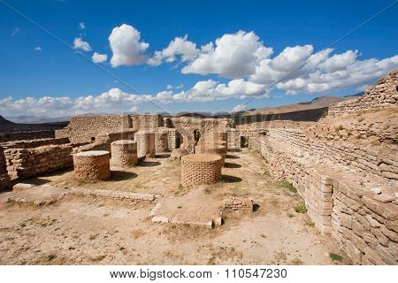 Takht-e Soleyman Is An Archaeological Site Of Iran, Recognized As A Unesco World Heritage Site In 20