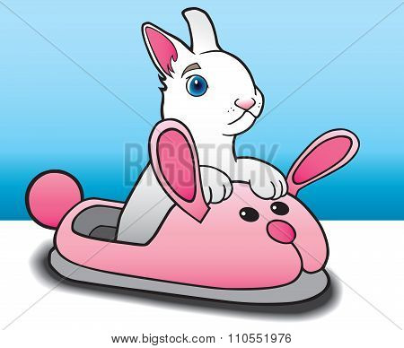 Bunny Slipper Bunny