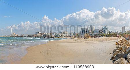 Tel Aviv riviera