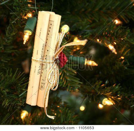 Christmas Ornament Music