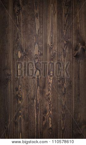 dark wood planks background