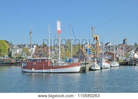 Laboe,baltic Sea,Germany