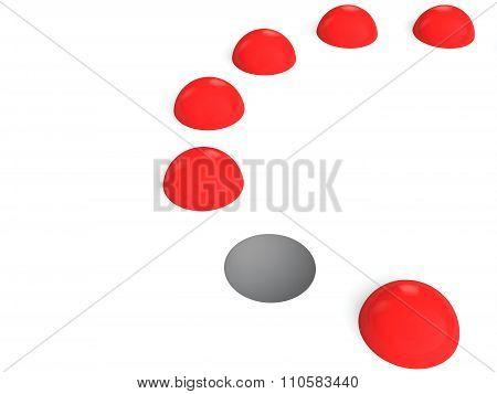 3d vacant position concept