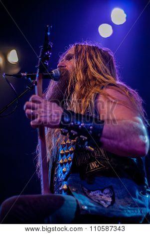 Zakk Wylde live in Brisbane