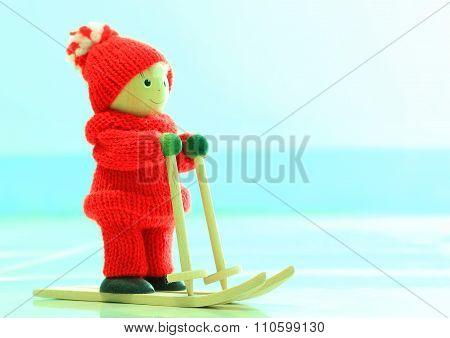 Santa Claus Doll Souvenir