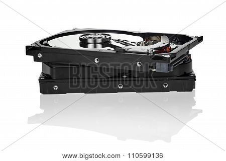 Open Hdd storage
