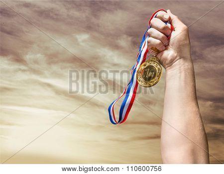 Medal.