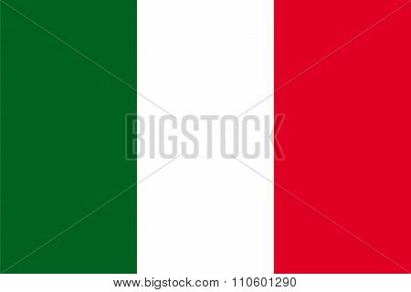 Standard Proportions For Italy Flag