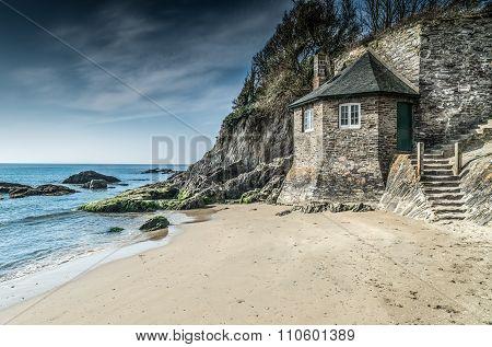 Mothcombe Beach, Devon