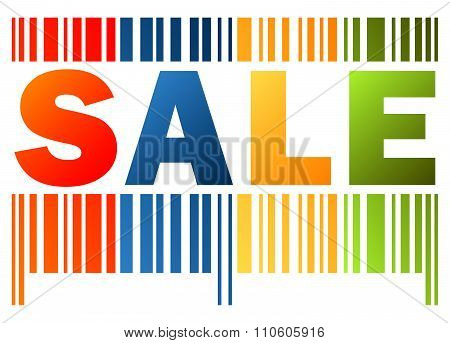 Bar Code Sale